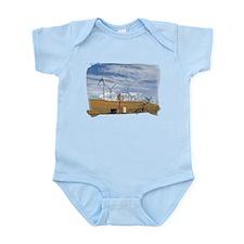 Blue Wind Infant Bodysuit