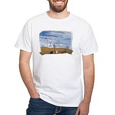 Blue Wind Shirt