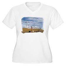 Blue Wind T-Shirt