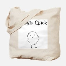 techie chick Tote Bag