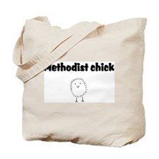 Methodist Chick Tote Bag