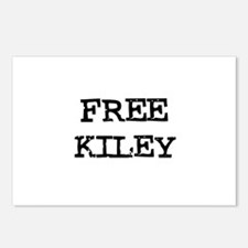 Free Kiley Postcards (Package of 8)