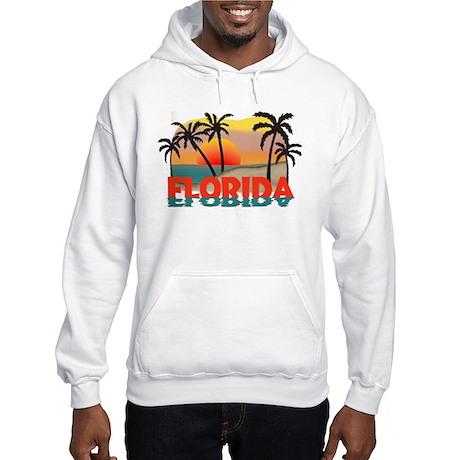 Florida Sunrise Souvenir Hooded Sweatshirt