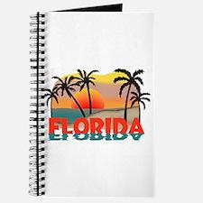 Florida Sunrise Souvenir Journal