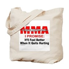 MMA MIXED MARTIAL ARTS Tote Bag