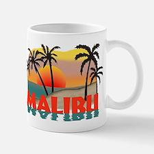 Malibu Beach California Souvenir Mug