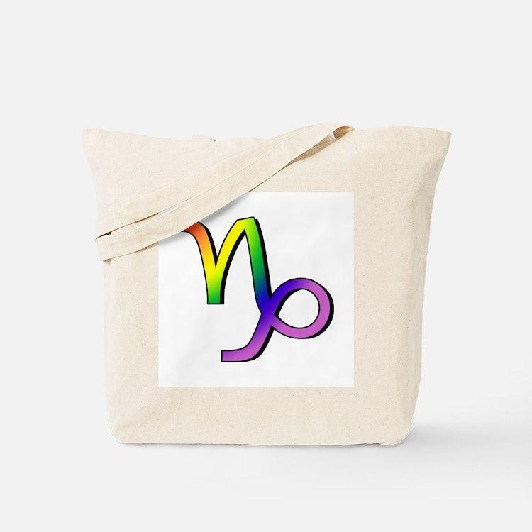 GLBT Capricorn Tote Bag