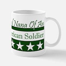 Nana of an American Soldier Mug