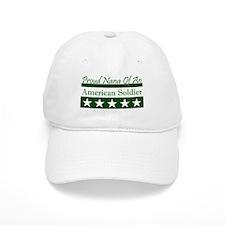 Nana of an American Soldier Baseball Cap