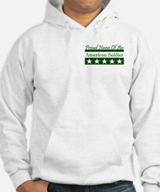 Nana of an American Soldier Jumper Hoody