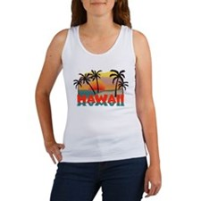 Hawaiian / Hawaii Souvenir Women's Tank Top