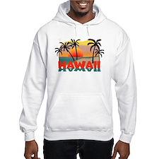 Hawaiian / Hawaii Souvenir Jumper Hoody