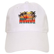 Hawaiian / Hawaii Souvenir Baseball Cap