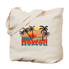 Hawaiian / Hawaii Souvenir Tote Bag