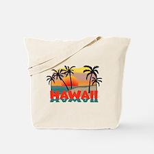 Hawaiian / Hawaii Souvenir Tote Bag