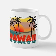 Hawaiian / Hawaii Souvenir Mug