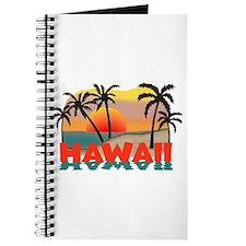 Hawaiian / Hawaii Souvenir Journal