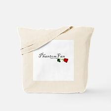 Phantom Fan Tote Bag
