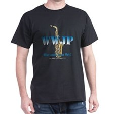 WWJP - Saxophone T-Shirt