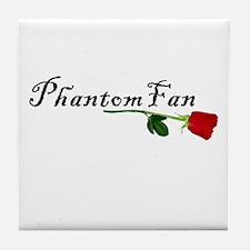 Phantom Fan Tile Coaster