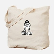 """""""The Little Wigger"""" Tote Bag"""