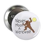 """Moon A Werewolf 2.25"""" Button (100 pack)"""