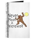 Moon A Werewolf Journal