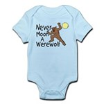 Moon A Werewolf Infant Bodysuit