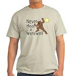Moon A Werewolf Light T-Shirt