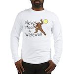Moon A Werewolf Long Sleeve T-Shirt