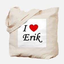 I Heart Erik Tote Bag