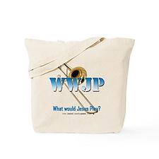 WWJP - trombone Tote Bag
