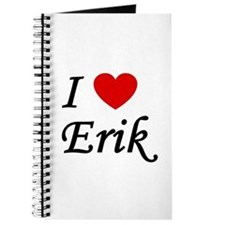 I Heart Erik Journal