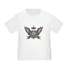 Kansas Emblem T