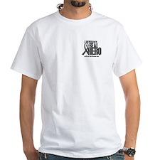 Never Knew A Hero 2 Grey (Dad) Shirt
