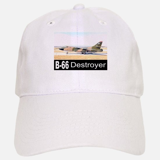 B-66 Destroyer Baseball Baseball Cap