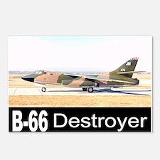B-66 Destroyer Postcards (Package of 8)