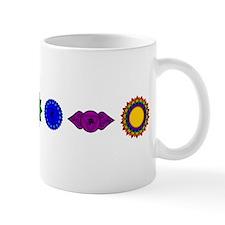 Chakras in Line 1 Mug