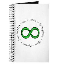Infinity is Change Journal