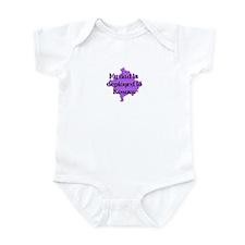 Dad Kosovo Infant Bodysuit