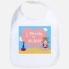 I Dream Of Bunny Bib