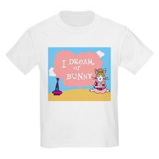 I Dream Of Bunny Kids T-Shirt