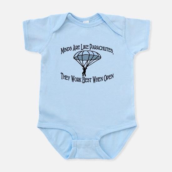Open Your Mind Infant Bodysuit