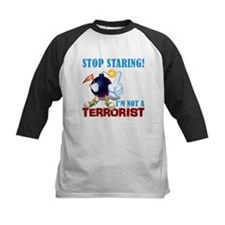 Stop Staring, Not a Terrorist Tee