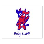 Holy Cow Small Poster