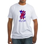 Holy Cow Fitted T-Shirt