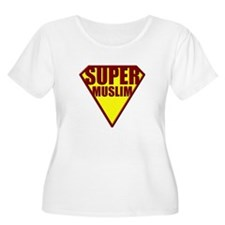 Super Muslim - Larger Logo T-Shirt