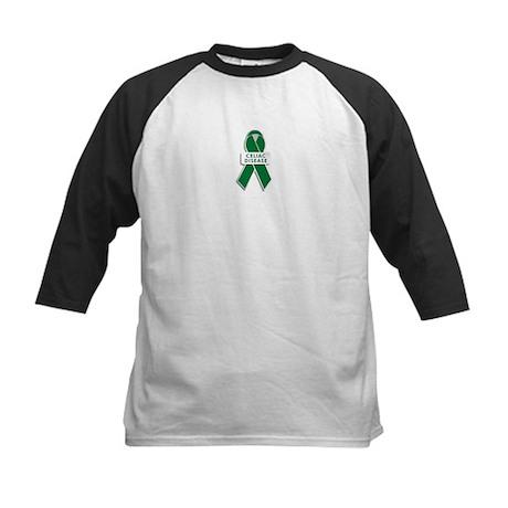 Celiac Disease Awareness Kids Baseball Jersey