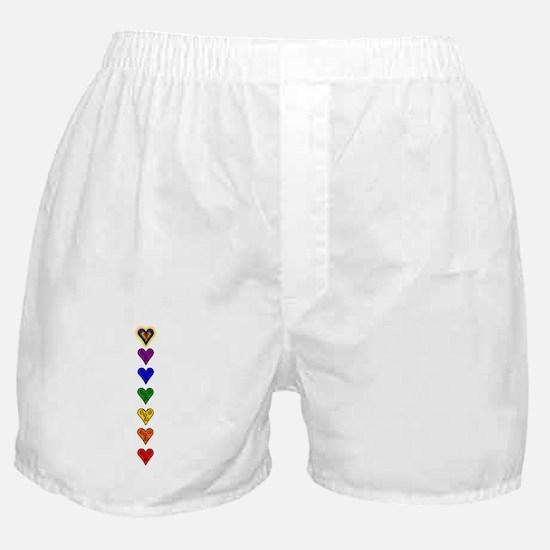 Chakra Heart Line Boxer Shorts