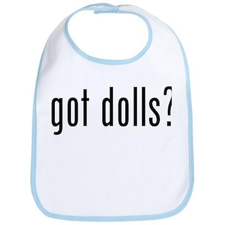 got dolls? Bib
